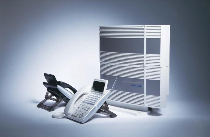 +電話機NEC主装置